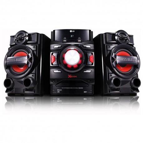 LG Minicomponente CJ42  Negro - Envío Gratuito