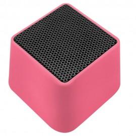 Vibe Bocina Bluetooth Rombo Rosa