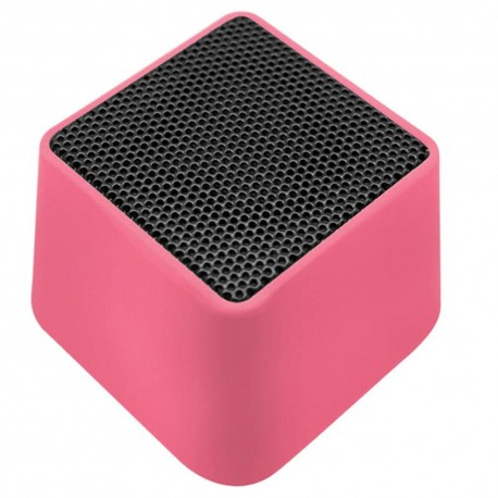 Vibe Bocina Bluetooth Rombo Rosa - Envío Gratuito