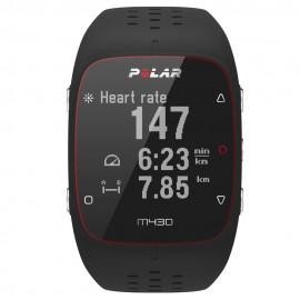 Reloj GPS Actividad y Frecuencia Cardiaca Polar M430 Negro