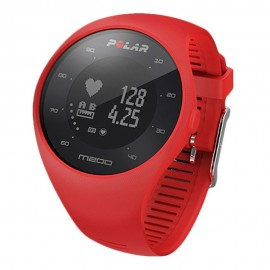 Monitor de Ritmo Cardiaco Polar M200 Rojo