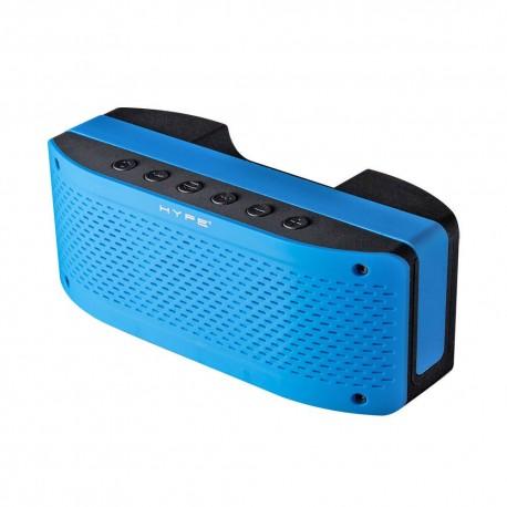 Hype Bocina Bluetooth SPLH Azul - Envío Gratuito