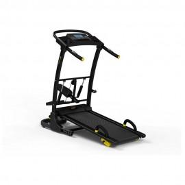 Caminadora Mecánica Body Fit MAX 4 Negro - Envío Gratuito
