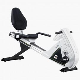 Bicicleta con Monitor Digital BH Recumbente H855 - Envío Gratuito