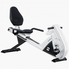Bicicleta con Monitor Digital BH Recumbente H855