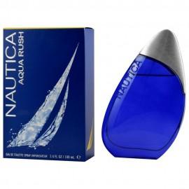 Fragancia para Caballero Nautica Aqua Rush Eau de Toilette 100 ml - Envío Gratuito