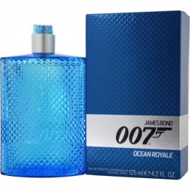 Fragancia para Caballero James Bond Ocean Royale Eau de Toilette 125 ml - Envío Gratuito