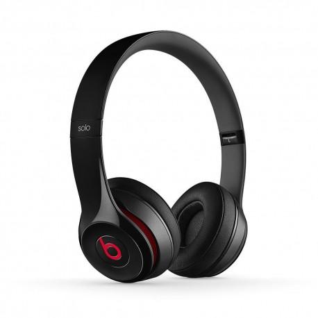 Audífonos Beats Solo 2 Wireless Negro - Envío Gratuito