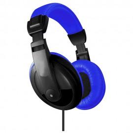 Audífonos VIBE Dj De Sonido Azul