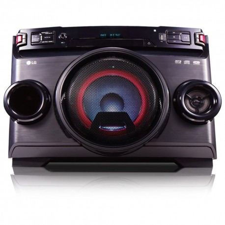 LG Bocina Multi Bluetooth OM4560  Negra - Envío Gratuito