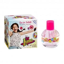 Fragancia Infantil Disney Soy Luna Eau de Toilette 50 ml - Envío Gratuito