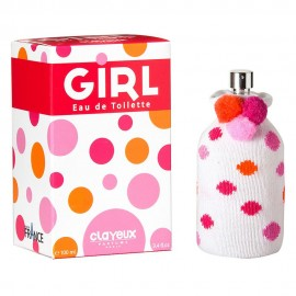 Fragancia Infantil Clayeux Girl Eau de Toilette 100 ml