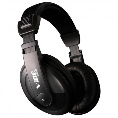 Audífonos VIBE Dj De Sonido Negro - Envío Gratuito