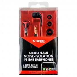 Hype Audífonos Estéreo Flash VS 788 RED Rojo