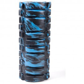 Starfit Rodillo Masajeador Negro Azul - Envío Gratuito