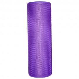 Bodyfit Rodillo Texturizado de Yoga Morado - Envío Gratuito