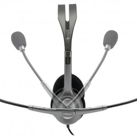 Logitech Stereo Headset H111 Alámbrico - Envío Gratuito