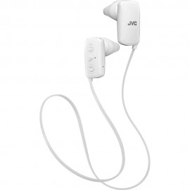 Audífono Bluetooth JVC Blanco HAF250BTW