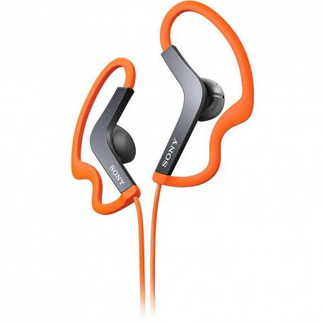 Audífonos Deportivos Sony Naranja MDR AS200 ORG - Envío Gratuito