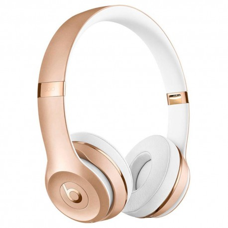 Beats Solo 3 Wireless Dorado - Envío Gratuito