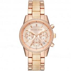 Reloj Michael Kors MK6493 para Dama Oro Rosado - Envío Gratuito