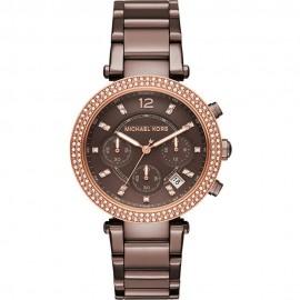 Reloj Michael Kors MK6378 para Dama Café - Envío Gratuito