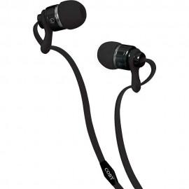 Audífonos Internos Deluxe Coby Negro CVPE 03 BLK