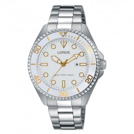6095084e54af Reloj Lorus para Dama RJ235BX9 Plata