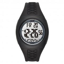 Reloj Skechers SR2033 Unisex   Negro - Envío Gratuito