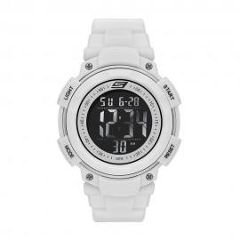 Reloj Skechers SR1020 Unisex   Blanco - Envío Gratuito
