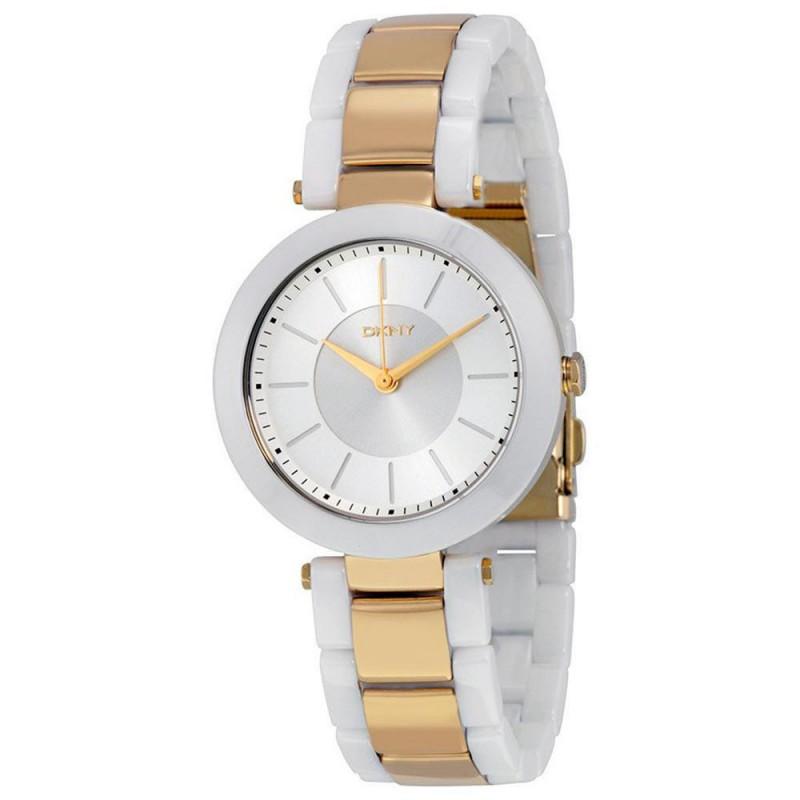 942944999ebb Reloj DKNY 2289 para Dama Blanco Dorado - Envío Gratuito ...