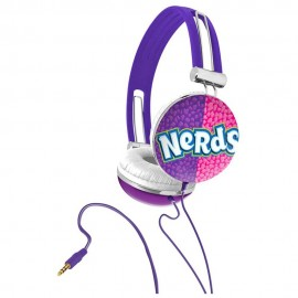 Combo Pack auriculares estéreo auriculares y altavoces Nerds
