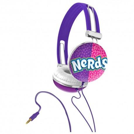 Combo Pack auriculares estéreo auriculares y altavoces Nerds - Envío Gratuito