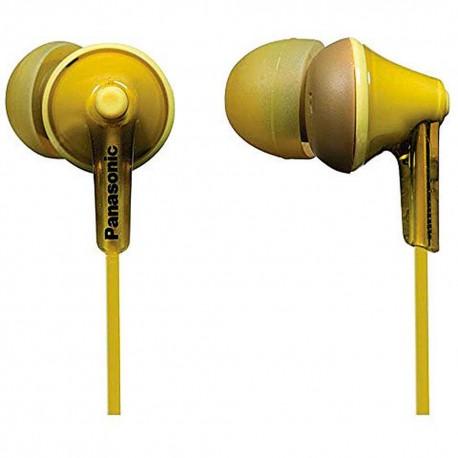 Audífonos Internos Panasonic Amarillo RP HJE125 Y - Envío Gratuito