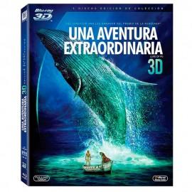 BLURAY 3D UNA AVENTURA EXTRAORDINARIA - Envío Gratuito