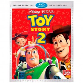 BLURAY 3D DISNEY TOY STORY 2 - Envío Gratuito