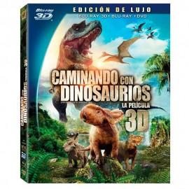 BLURAY 3D CAMINANDO CON DINOSAURIOS - Envío Gratuito