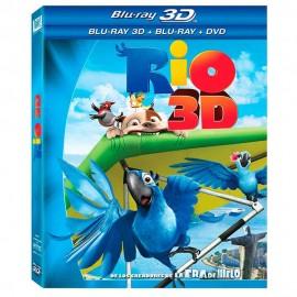 BLURAY 3D RIO - Envío Gratuito