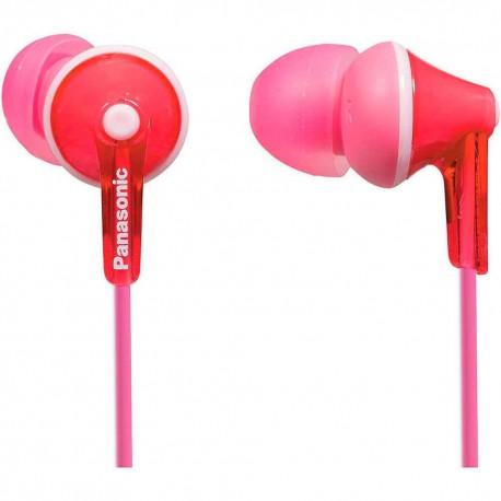 Audífonos Internos Panasonic Rosa RP TCM125 P - Envío Gratuito