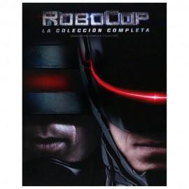 BLURAY ROBOCOP COLECCION COMPLETA - Envío Gratuito