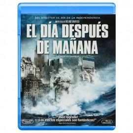 BLURAY EL DIA DESPUES DE MAÑANA - Envío Gratuito