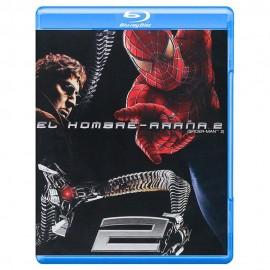 BLURAY EL HOMBRE ARAÑA 2 - Envío Gratuito