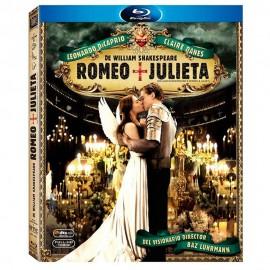 BLURAY ROMEO Y JULIETA - Envío Gratuito