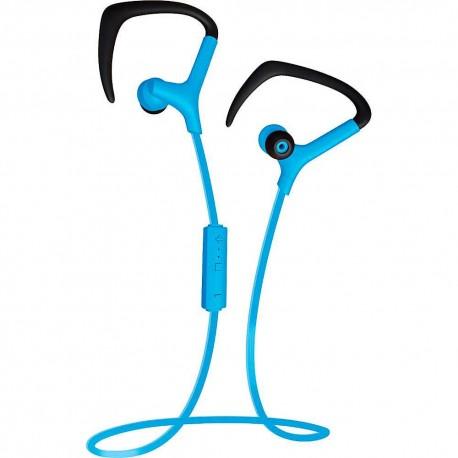 Audífono Bluetooth Coby Azul CEBT 401 BLU - Envío Gratuito