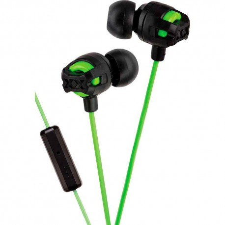 Audífono Interno JVC Verde HA FR201G - Envío Gratuito