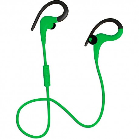 Audífono Bluetooth Coby Verde CEBT 400 GRN - Envío Gratuito