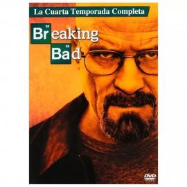 DVD BREAKING BAD TEMPORADA 4 - Envío Gratuito