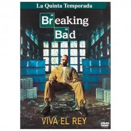 DVD BREAKING BAD TEMPORADA 5 - Envío Gratuito