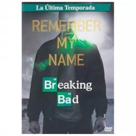 DVD BREAKING BAD LA ULTIMA TEMPORADA