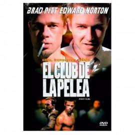 DVD El Club De La Pelea - Envío Gratuito